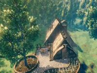 英灵神殿房子设计   英灵神殿房子怎么造