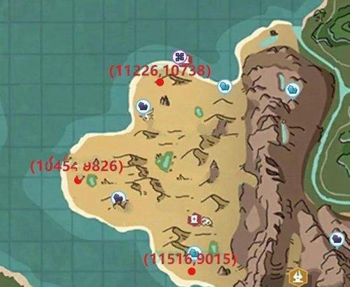 创造与魔法手游熔火龙在哪抓?熔火龙抓取位置分享