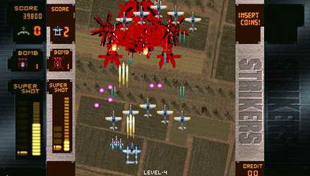 彩京:打击者1945加强版下载