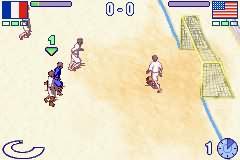 职业沙滩足球下载