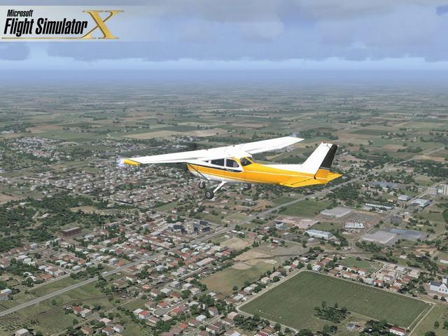 模拟飞行10下载
