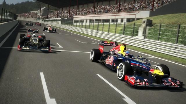 一级方程式赛车2012下载