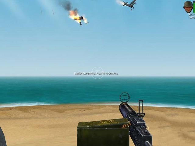 盟军行动:抢滩前线下载