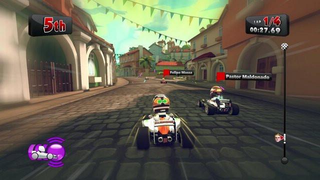F1赛车明星下载
