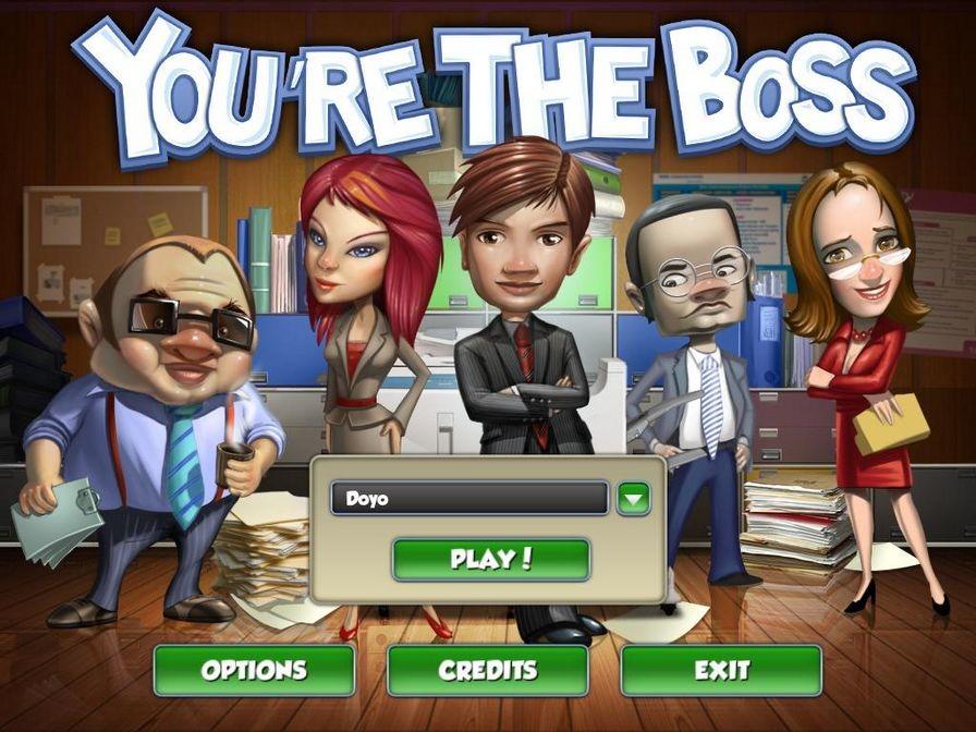 你就是老板下载