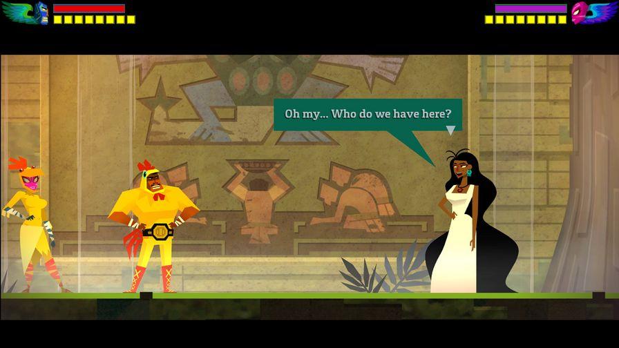 墨西哥英雄大混战:黄金版下载