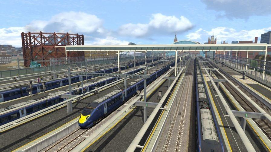 模拟火车2014下载