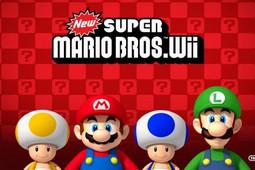 新超级MARIO兄弟