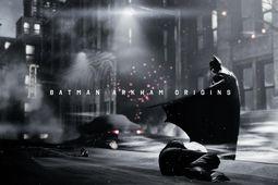 蝙蝠侠:阿卡姆起源
