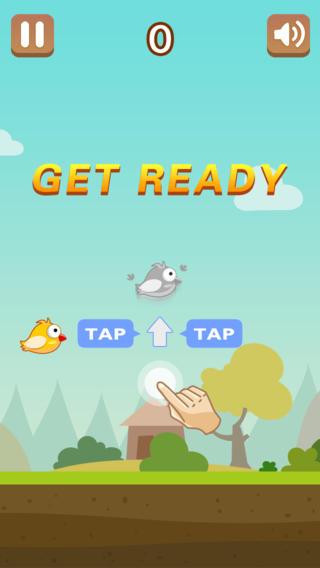 疯狂的小鸟软件截图1