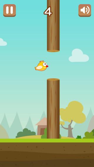 疯狂的小鸟软件截图2