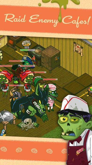 Zombie Café软件截图1