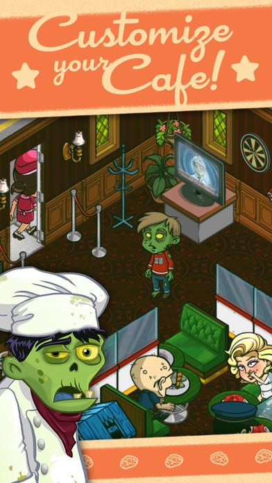 Zombie Café软件截图0