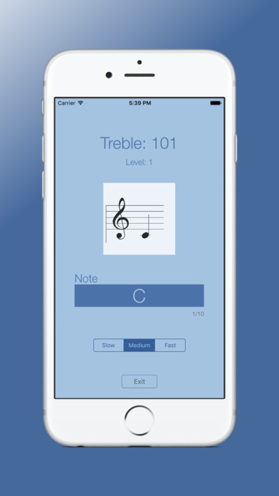 Sheet Music Trainer软件截图1