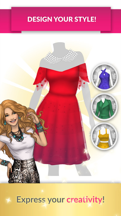 风格工作室 Fashion Star Boutique软件截图0