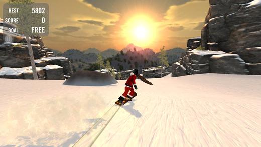 Crazy Snowboard软件截图0