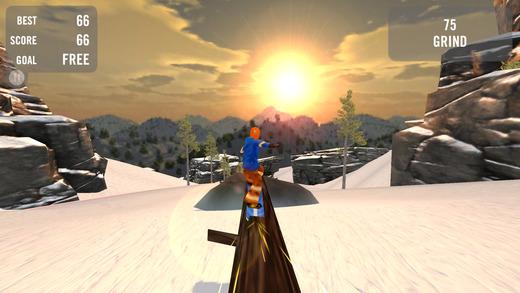 Crazy Snowboard软件截图2