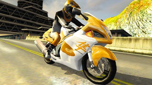 极速摩托之山地公路拉力赛软件截图2