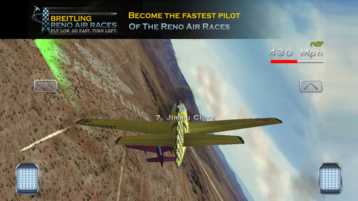 Breitling Reno Air Races The Game软件截图0