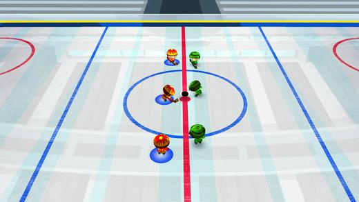 Chop Chop Hockey软件截图2