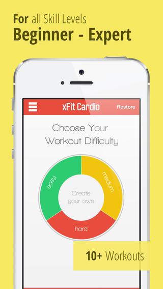 XFIT心软件截图1