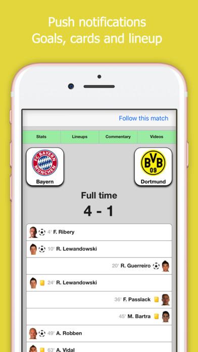 Bundesliga软件截图1
