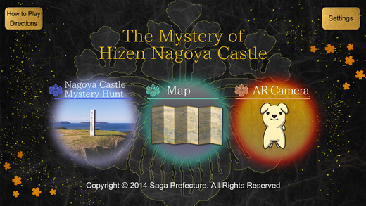 The Mystery of Hizen Nagoya Castle软件截图0