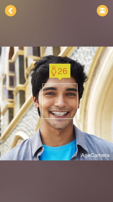 年龄相机软件截图0