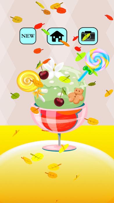 QCat - 冰淇淋厨房学前幼儿及儿童游戏(免费)软件截图0