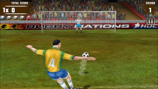 Football Kicks软件截图0
