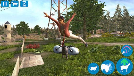Goat Simulator(模拟山羊)软件截图0