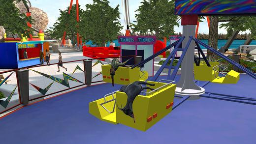 Goat Simulator(模拟山羊)软件截图2