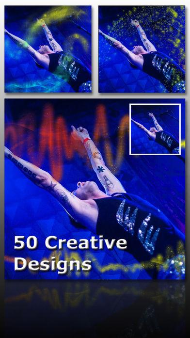PhotoJus Glitters FX Pro软件截图1
