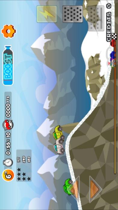 全民登山赛车越野爬坡赛