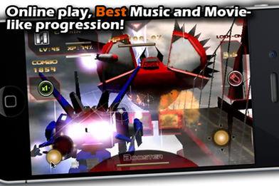 Battle 3D: Robots Sky软件截图0