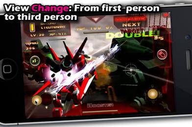 Battle 3D: Robots Sky软件截图1