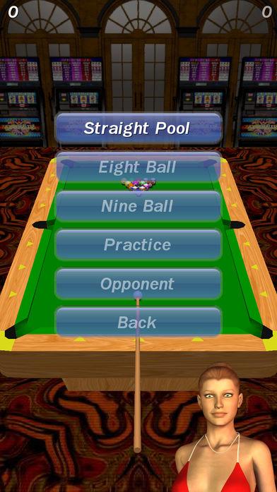 Vegas Pool Sharks HD软件截图0
