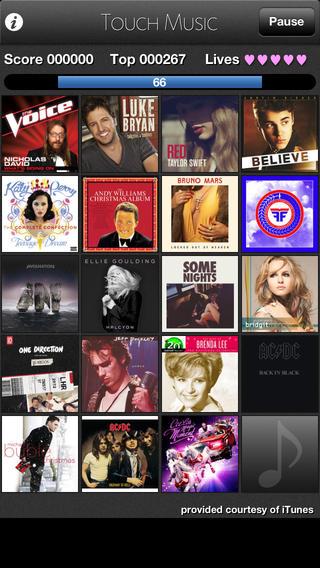 Touch Music软件截图0