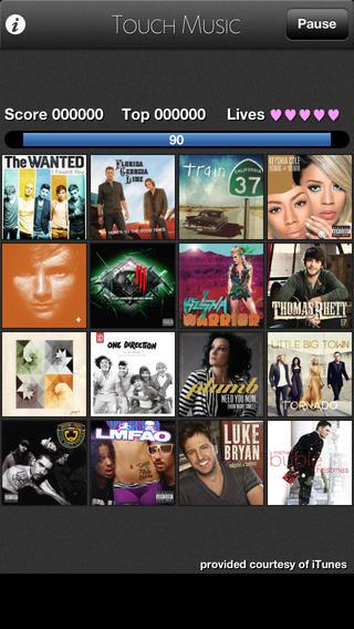 Touch Music软件截图1