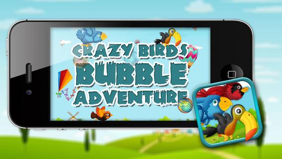疯狂的小鸟泡泡冒险软件截图2