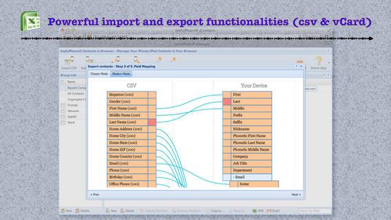 jContacts软件截图1