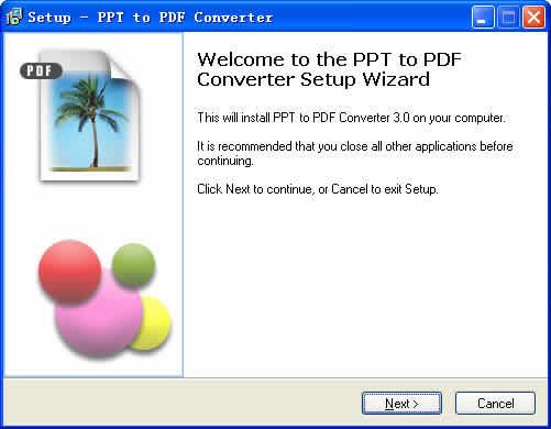 PPT to PDF Converter(PPT转换PDF)下载