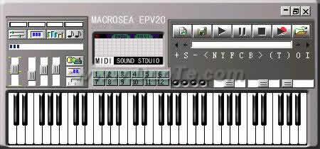 Electron Piano下载