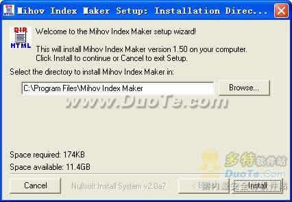 Mihov Index Maker下载