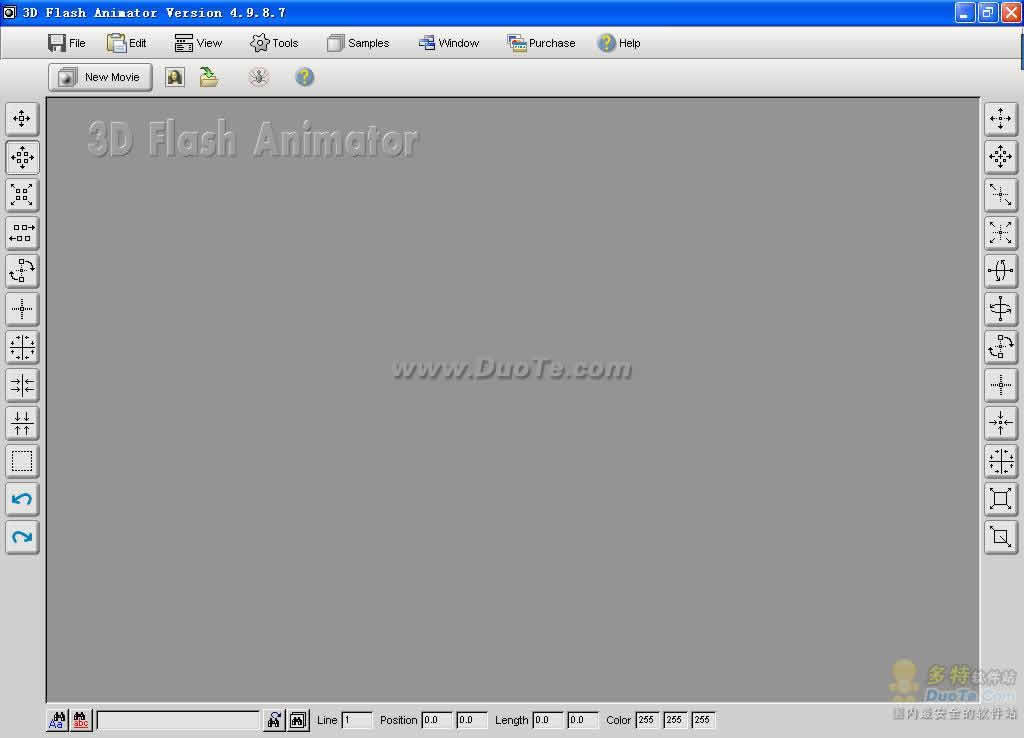 3D Flash Animator下载