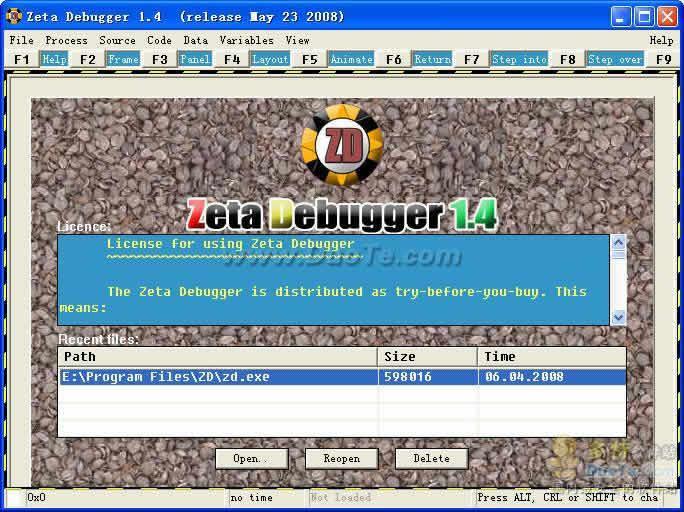 Zeta Debugger下载