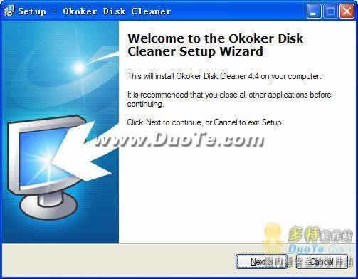 Okoker Disk Cleaner下载