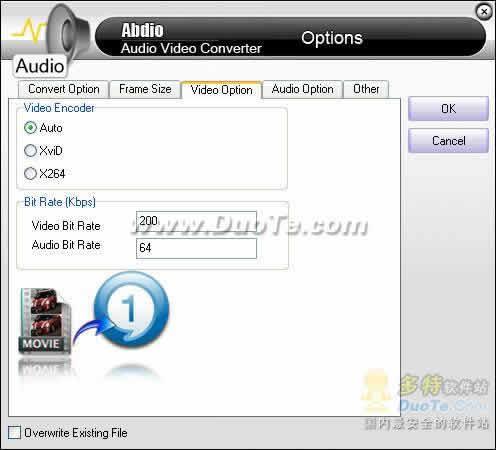 Abdio Audio Video Converter下载