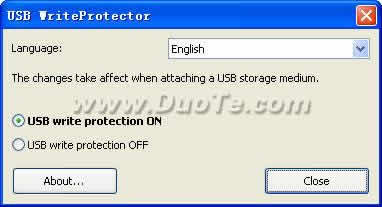 USB WriteProtector下载