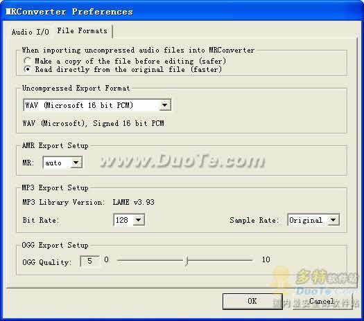 AVConverter Mobile Ringtone Converter下载